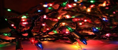 How Your Christmas Lights Could be Killing The WiFi Signal