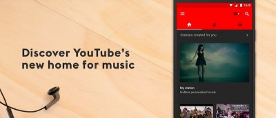 YouTube Music - Stream It Like The Other Apps