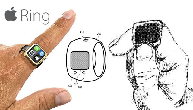 apple patent possibilities - one ring