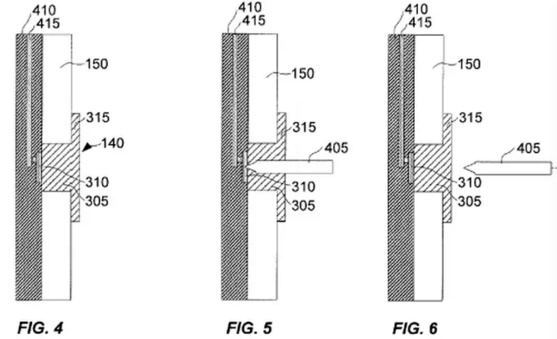 apple patent possibilities - waterproof