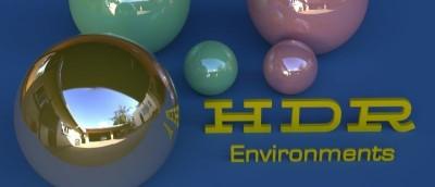 HDR Environment Lighting in Blender 3D
