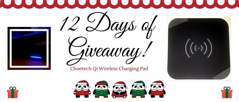Choetech Qi Wireless Charging Pad
