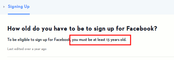 facebook-age-limit