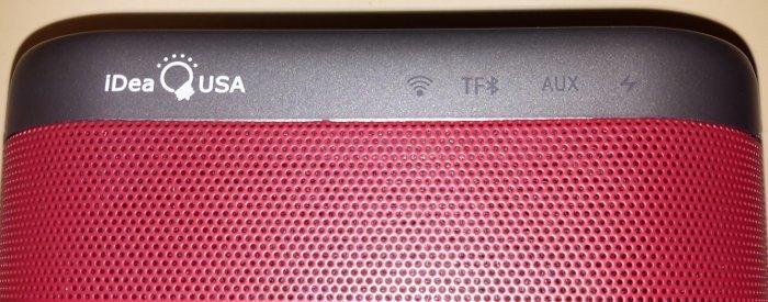 idea-home-wifi-speaker-led indicators