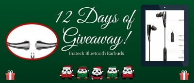 Inateck Bluetooth Earbuds