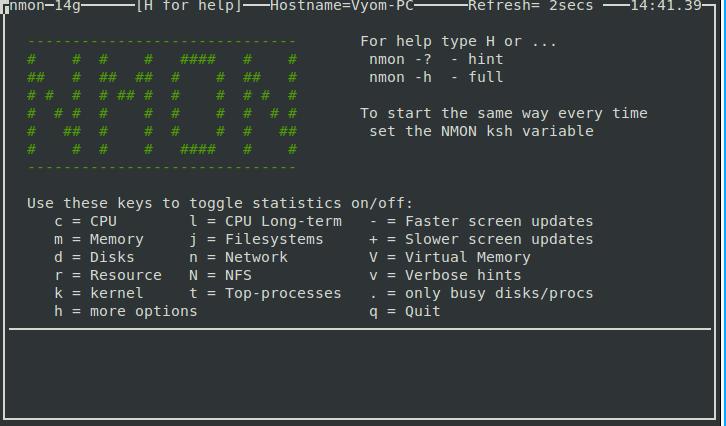 nmon-output