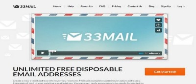 Create Numerous Aliases with 33Mail