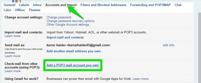 Move-Gmail-Emails-Add-POP3-Email-Account