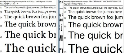 Terrific Typefaces You're Missing Out On