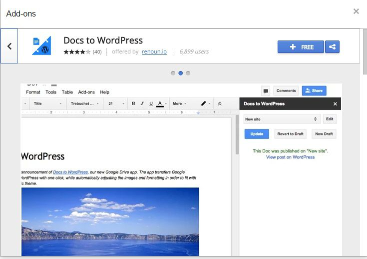 gdocsextensions-docstowordpress
