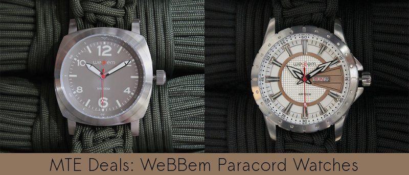 WeBBem Adventure-Ready Watches