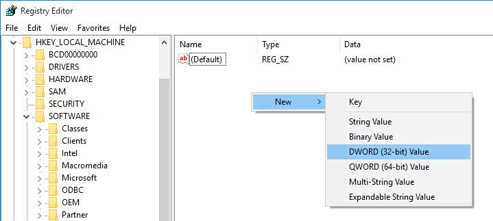 windows-defender-new-dword-value