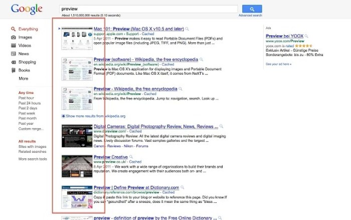 Browse-Chrome-Faster-GooglePreview