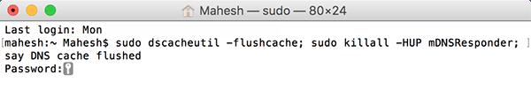 dnscache-password