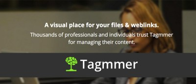 Tagmmer: A Visual Place For Your Files and Web Links [Review]