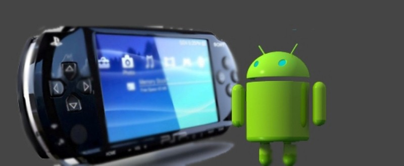 Emulating the PSP on Android