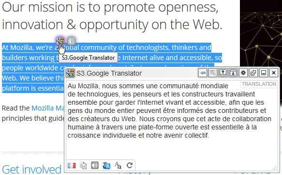 Translate-Web-pages-S3.Google-Translator