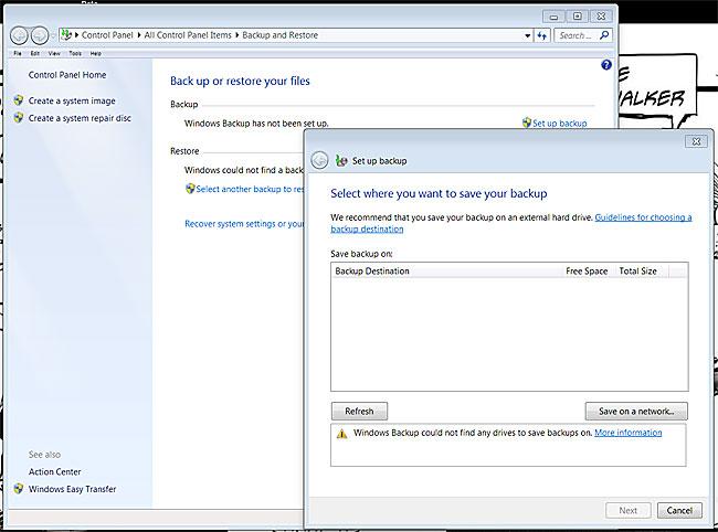 MILIW---Windows-Backup