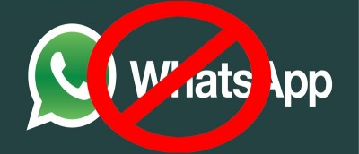 How to Get Banned from WhatsApp