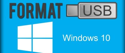 How to Format USB Drives on Windows 10