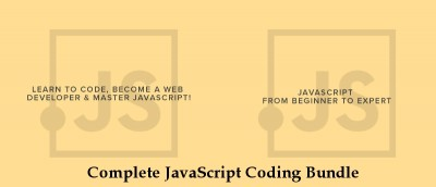 Complete Javascript Coding Bundle [MTE Deals]