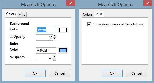 WebInter-MeasureIt-Options