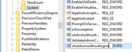 win10-remove-shutdown-button-rename-dword