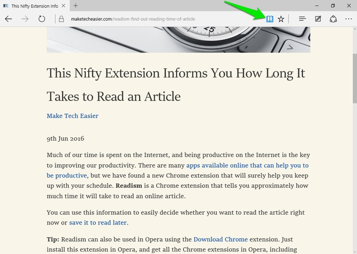 make-website-easier-to-read-Microsoft-Edge-Reading-View