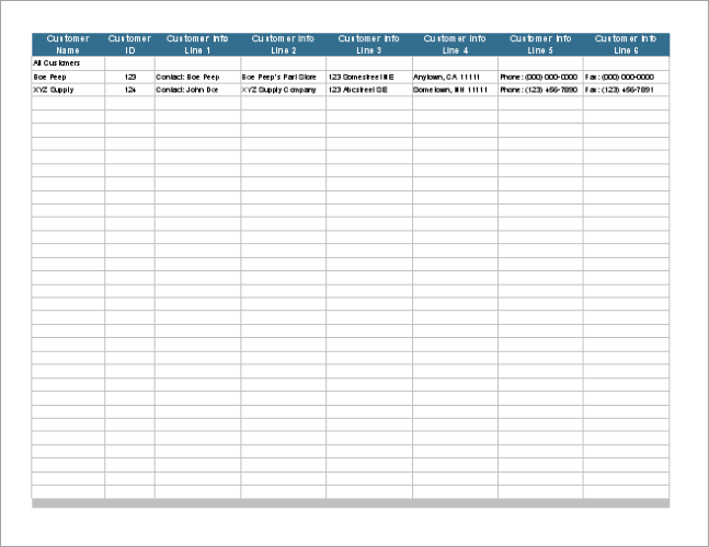 client-list-template