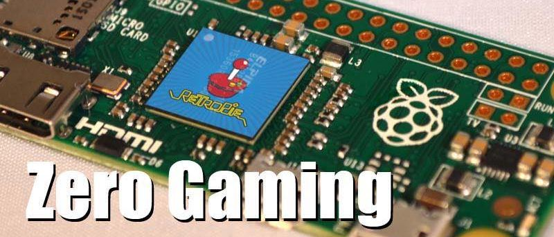 What You Need to Know About Running Retropie on the Raspberry Pi Zero