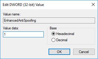 win10-enhanced-anti-spoofing-enter-value-data