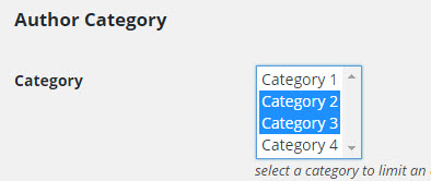 wp-restrict-authors-AC-select-categories