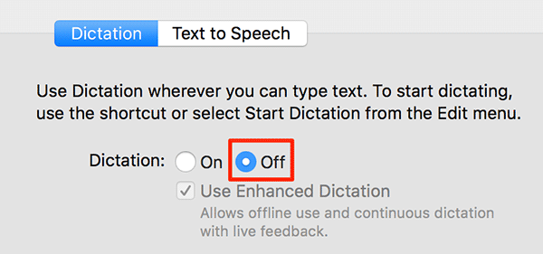 dictationfiles-disable