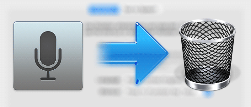 How to Find and Delete the Enhanced Dictation Files on Your Mac