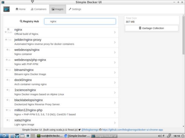 docker-simple-docker-ui-search-images