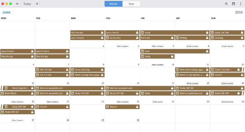 gnome-apps-calender
