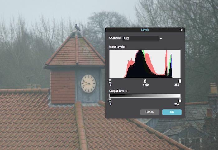 photo-editing-basics-levels-open