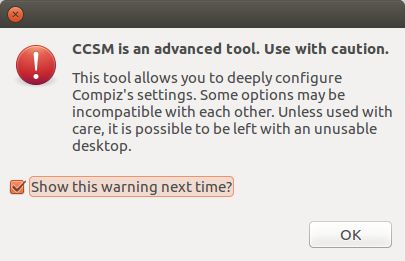 ubuntu-workspaces-ccsm-warning