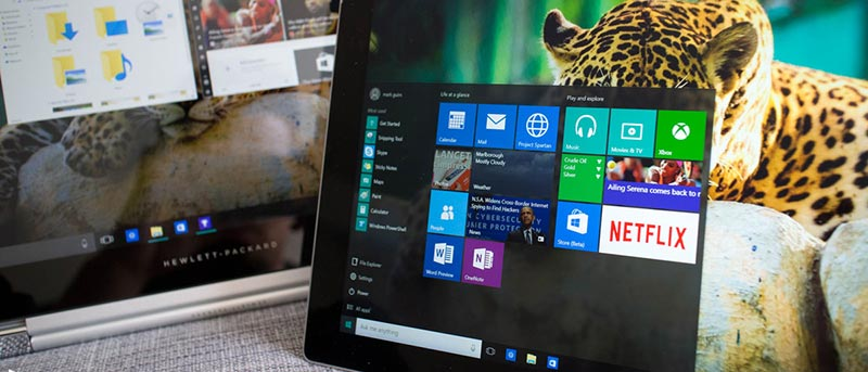 How to Fix Blank Tiles in the Windows 10 Start Menu