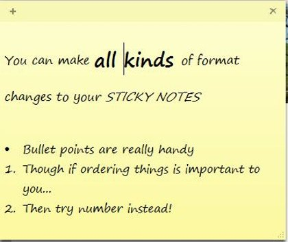 sticky-notes-keyboard-shortcuts