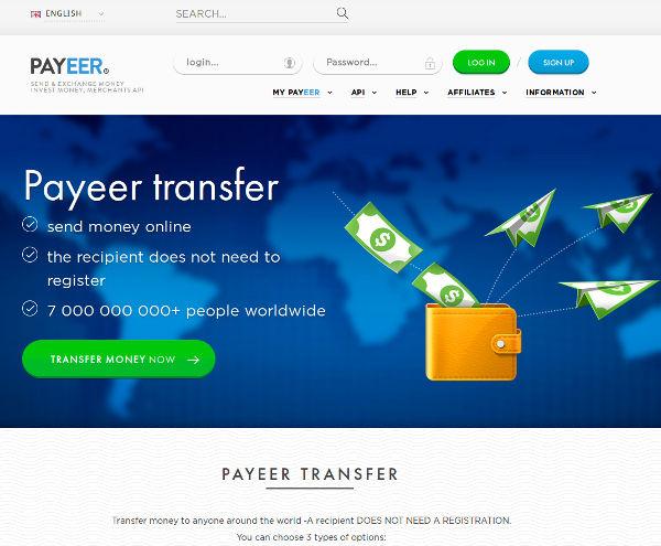 PayPalAlternatives - 07 - Payeer