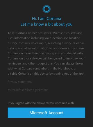 android-cortana-terms-and-conditions