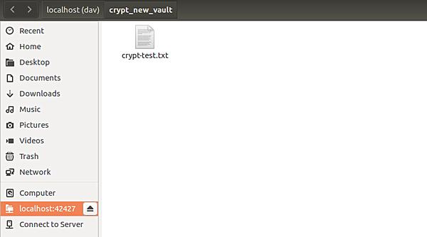 cryptomator-virtual-drive
