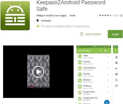 keypass-keepass2android