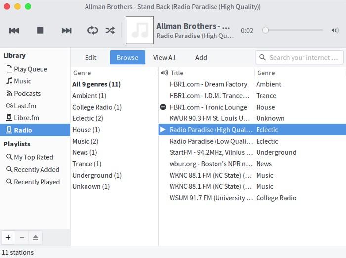 radio-apps-linux-rhythmbox