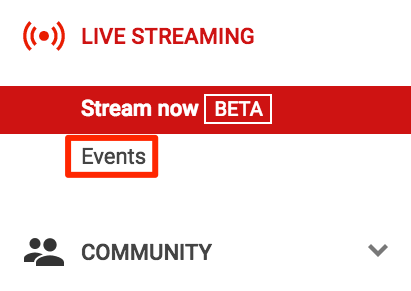 youtube-events