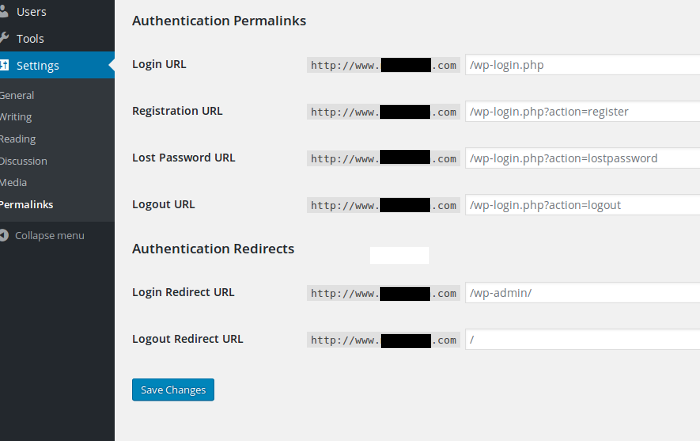 wordpress-custom-login-url-01-default-settings