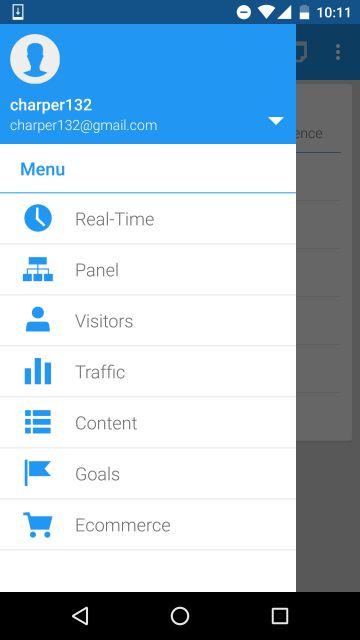 google-analytics-apps-interface