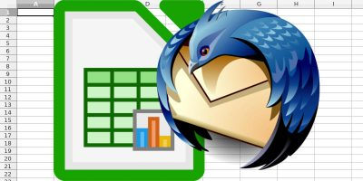 Mail Merge With Thunderbird and Calc