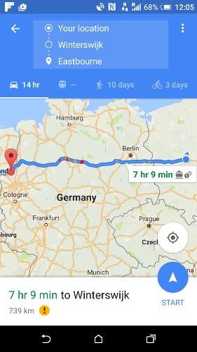 google-maps-multiple-stop